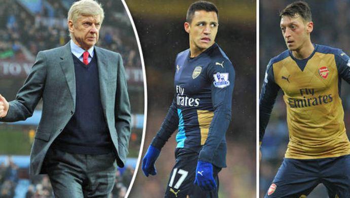 Арсенал го очекува вистински ремонт по крајот на сезоната  заминуваат Венгер  Озил  Санчез
