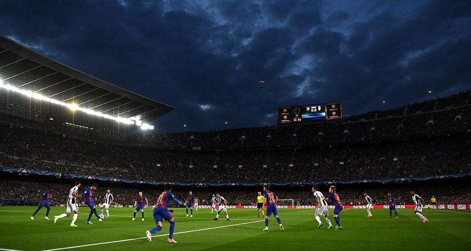Барселона немоќна против Јувентус  слатка одмазда на Старата Дама