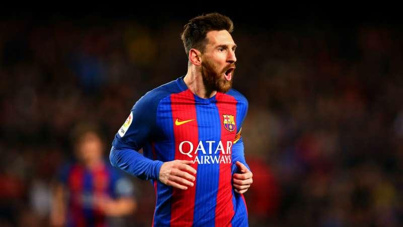 Не можеше ниту да замисли подобар начин за јубилејниот погодок  Меси го постигна 500  гол за Барселона