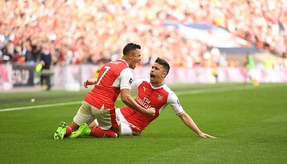 Арсенал го победи Манчестер Сити  лондонско финале во ФА Купот