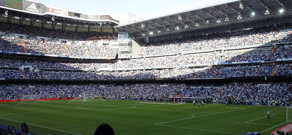 Официјални состави  Реал Мадрид   Барселона