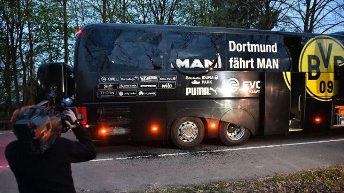 Напаѓачот на автобусот на Борусија Дортмунд е Русин кој имал голем финансиски мотив