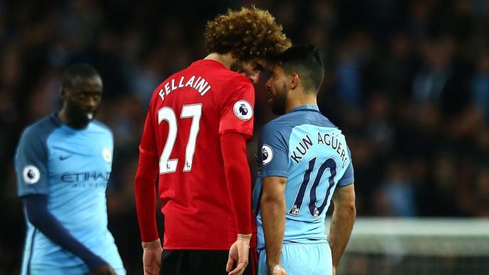 Го видов Агуеро  носот не му беше пукнат  Мурињо мисли дека Аргентинецот го насамарил Фелаини