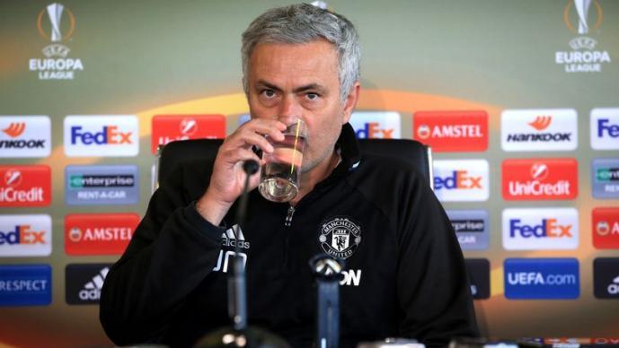 Мурињо почна со провокациите  Ајакс треба да биде дома  а не во финале од Лига Европа
