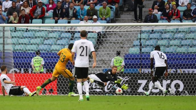 Германија отвори со победа на Купот на Конфедерации