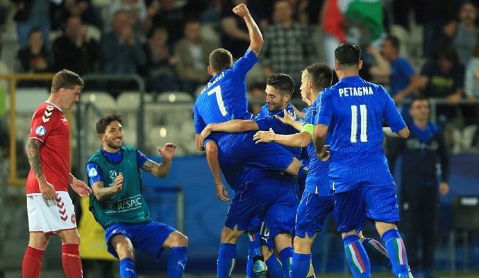 И Италија тргна со победа на Европското првенство