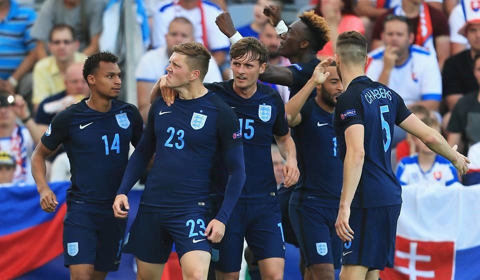 Англија со пресврт до победа против Словачка