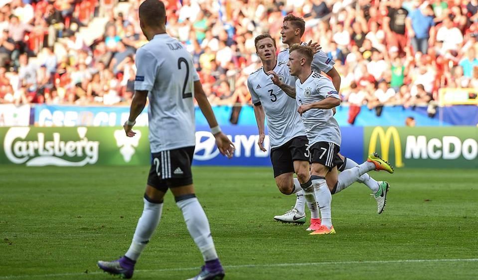 Германија тргна со рутинска победа над Чешка