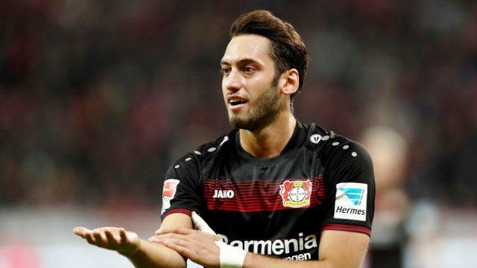 Второ засилување од Бундеслигата  Милан го носи плејмејкерот на Баер