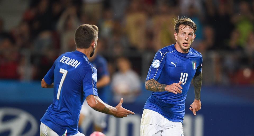 Полуфинале за Италија и Германија, Словачка извиси