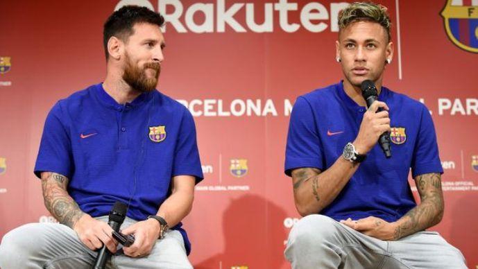 Семејството го советува Нејмар да замине од Барселона  еве ја причината