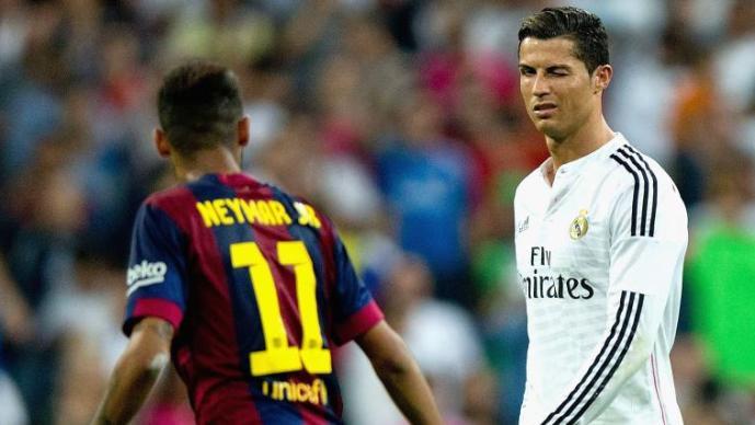 И Роналдо се вмешал во рекордниот трансфер на Нејмар во ПСЖ  ЦР7 имал совет за Бразилецот