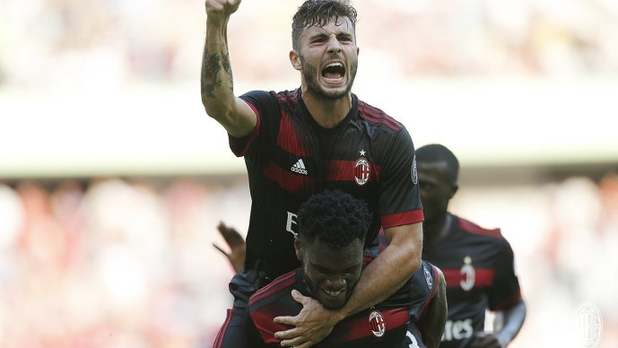 Новиот Милан делува моќно  Росонерите го згазија Баерн во Кина со 4 0