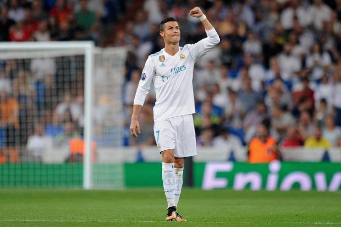 Неверојатна статистика на Роналдо по двата гола против АПОЕЛ