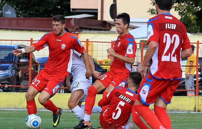 Работнички и Шкендија ремизираа во првата нивна пресметка од осминафиналето од Купот на Македонија