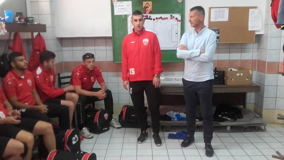 Црногорецот Бубоња нов тренер на Победа