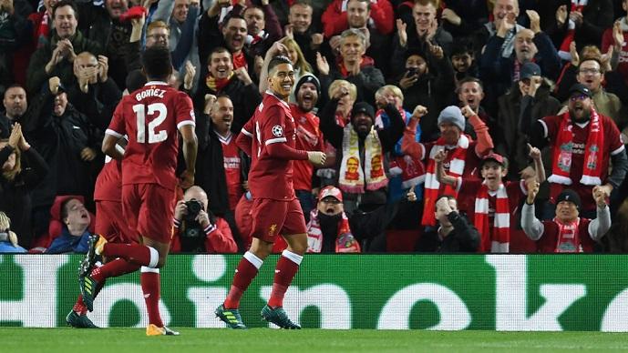 ЛШ  полувреме  Фирмино ја одржа во живот Севилја  Роналдо погоди против АПОЕЛ  Манчестер Сити го меле Феенорд на негов терен