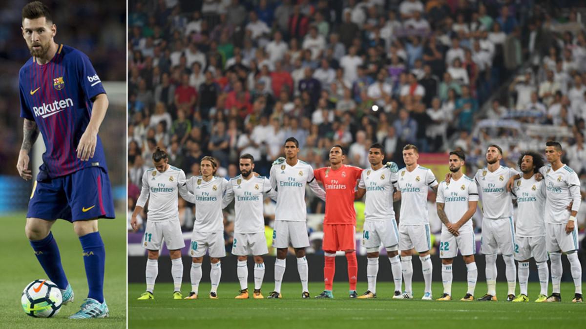 Меси има постигнато голови колку цел Реал Мадрид заедно
