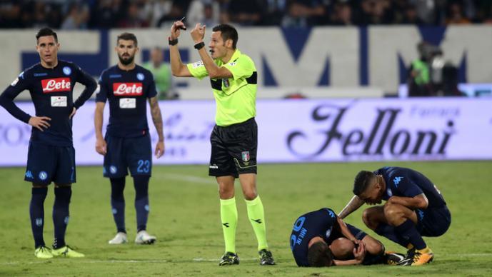 Милик го бие тежок малер по трансферот во Наполи  пак настрадаа лигаментите