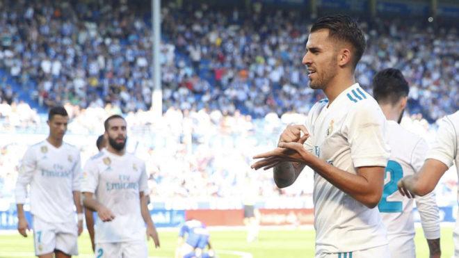 Себаљос му донесе победа на Реал Мадрид