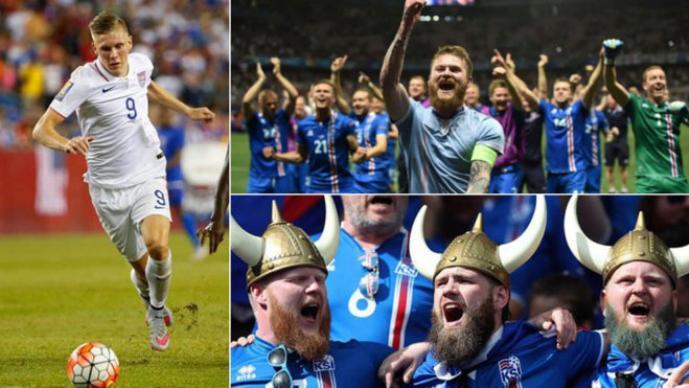 Најголемата грешка во неговиот живот  Исланѓанецот кој одлучи да игра за САД за да настапи на светско