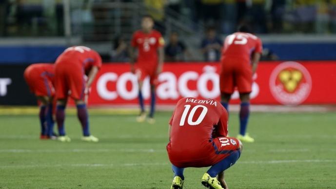 Им се удри од глава  Чиле нема да оди на светско поради жалбата која сами ја доставија до ФИФА