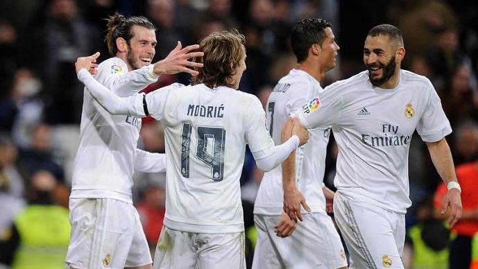 Реал Мадрид ги нуди Бејл  Модриќ и Бензема за еден од најдобрите напаѓачи во Европа
