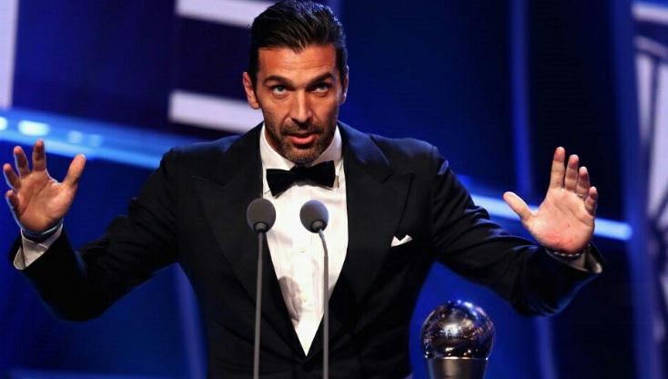 Буфон е најдобар голман  Зидан е тренер на годината