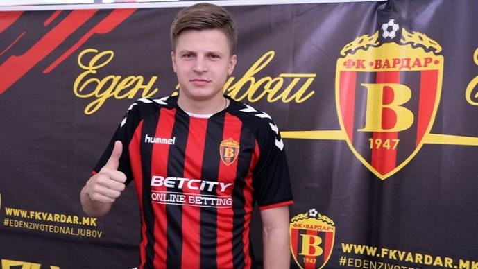 Од Тракаи возвратија остро  Максимов е наш фудбалер  ниту тој  ниту Вардар нема да се спасат од казна
