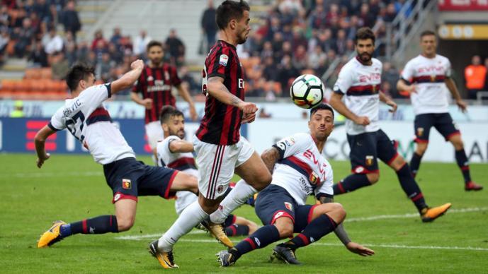 Милан одигра само 0 0 со Џенова  Коларов со нова мајсторија донесе победа за Рома