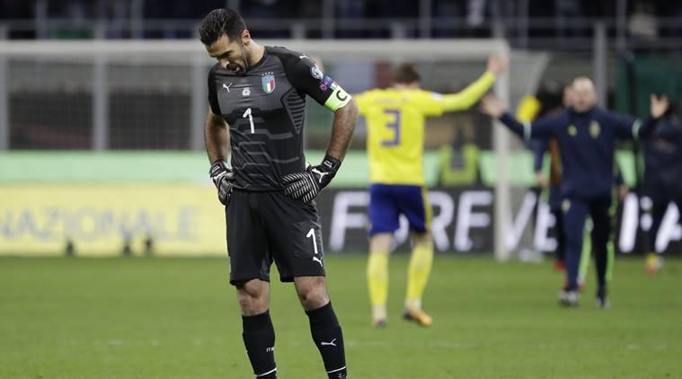 Покрај Буфон уште неколку големи ѕвезди се збогуваа со дресот на Италија