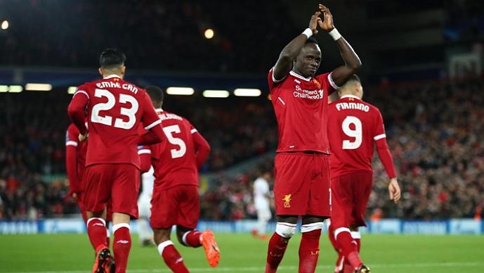 ЛШ  Ливерпул го натовари Спартак Москва со седум гола  Порто и Шахтјор во осминафиналето