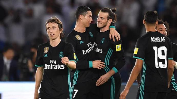 Бејл херој на Реал Мадрид  Роналдо со нов рекорд  Кралевите во финалето на Светското клупско првенство