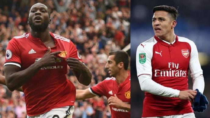 Лукаку го навести трансферот на Санчез во Манчестер јунајтед
