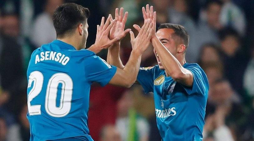 Голеада во Севиља  во меч со осум гола Реал Мадрид го победи Бетис
