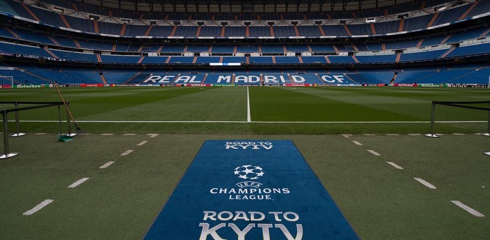 Официјални состави  Реал Мадрид   ПСЖ
