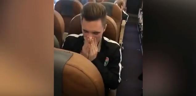 Безобразен потег на руски фудбалер  арогантно си го избриша носот со 70 евра