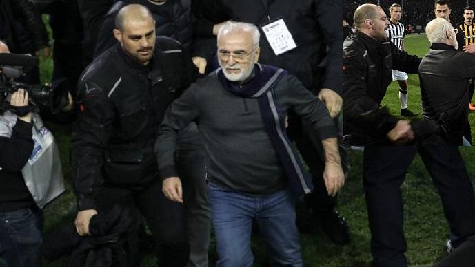 Нешто повеќе за газдата на ПАОК кој со пиштол влезе на теренот на дербито против АЕК