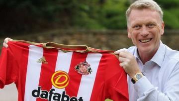 Официјално: Дејвид Мојс е нов менаџер на Сандерленд