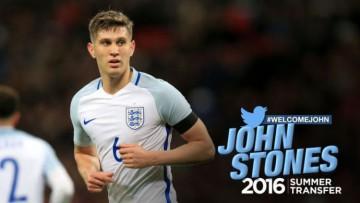 Официјално: Џон Стоунс потпиша за Манчестер Сити